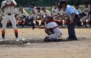 東京都少年新人軟式野球大会、三回戦敗退